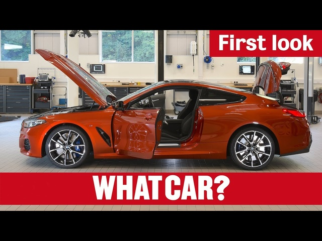 2019 BMW 8 Series First Look | What Car?