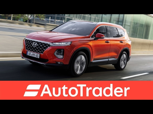 Say hello to the 2018 Hyundai Santa Fe