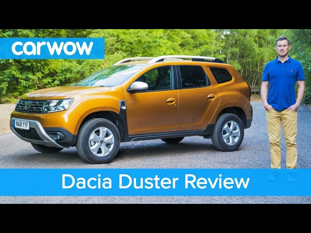 Dacia Duster SUV 2019 in-depth review - great value or false economy? | carwow
