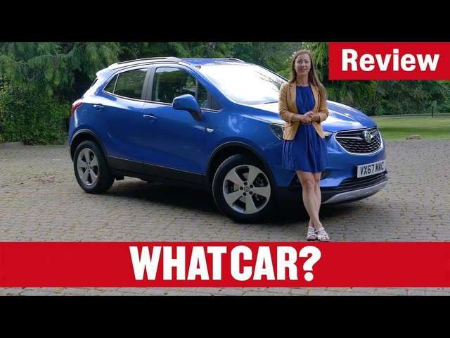 2019 <em>Vauxhall</em> Mokka X review – a better all-rounder than its SUV rivals? | What Car?