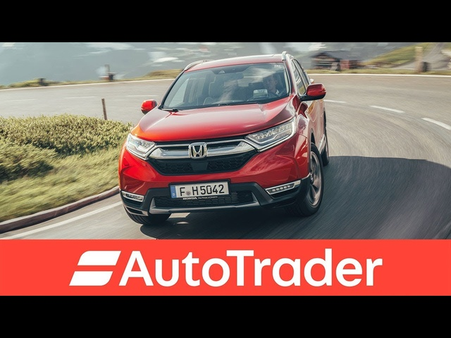 2018 <em>Honda</em> CR-V first drive review
