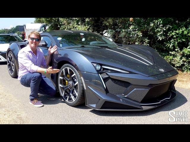 Flat Out in the New £1.4m Fenyr Supersport! | EXPERIENCE