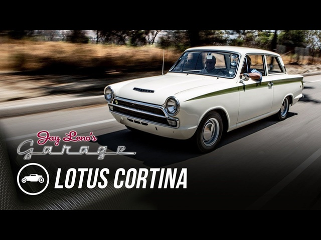 1966 Lotus Cortina - Jay Leno's Garage