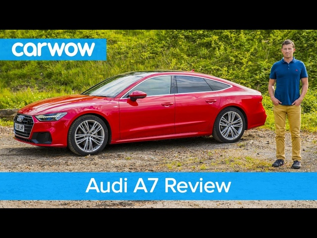 <em>Audi</em> A7 2019 in-depth review | carwow