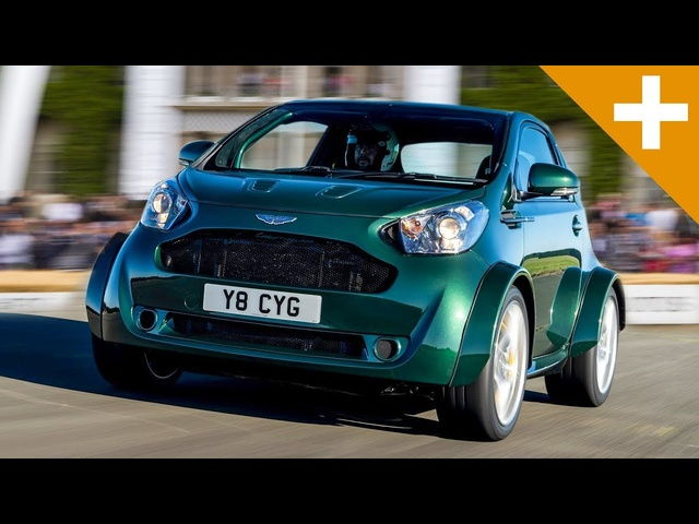 Aston Martin V8 Cygnet: So Crazy, We Just Had To Drive It! - Carfection +
