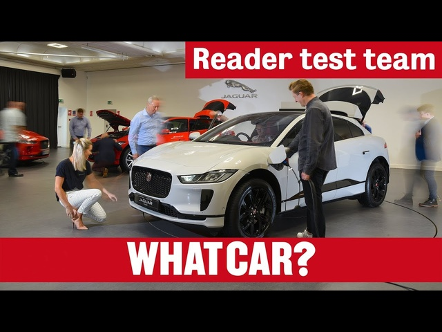 2018 <em>Jaguar</em> I-Pace electric SUV | Reader test team | What Car?