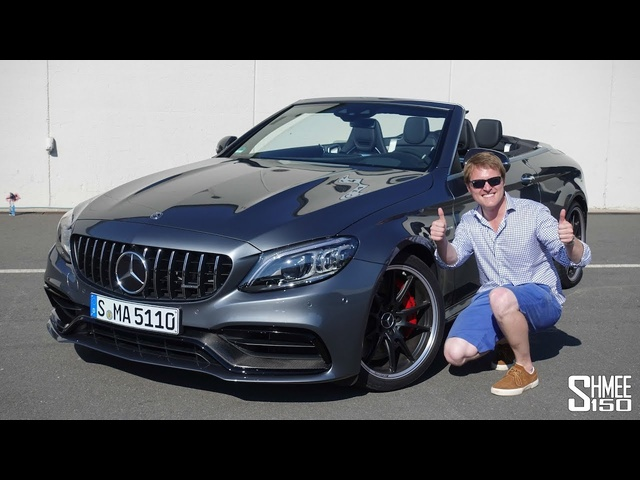 THIS is the NEW 2018 Mercedes-AMG C63 S! | FIRST DRIVE