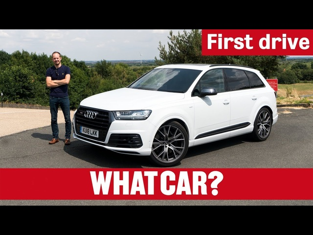 <em>Audi</em> SQ7 Vorsprung 2019 review – five things you need to know | What Car?