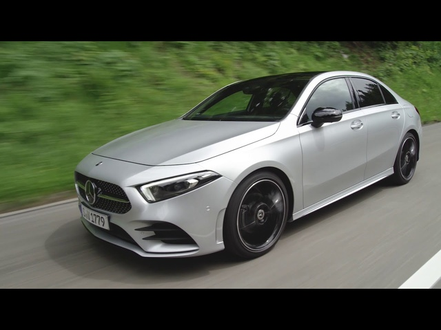 2019 Mercedes-Benz A-Class Sedan | Yours For The Taking