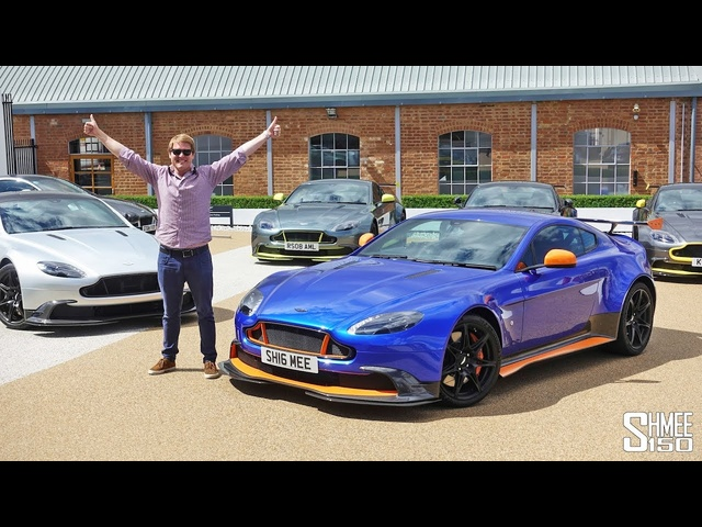 Here's Why I Won't Sell My Aston Martin Vantage GT8!