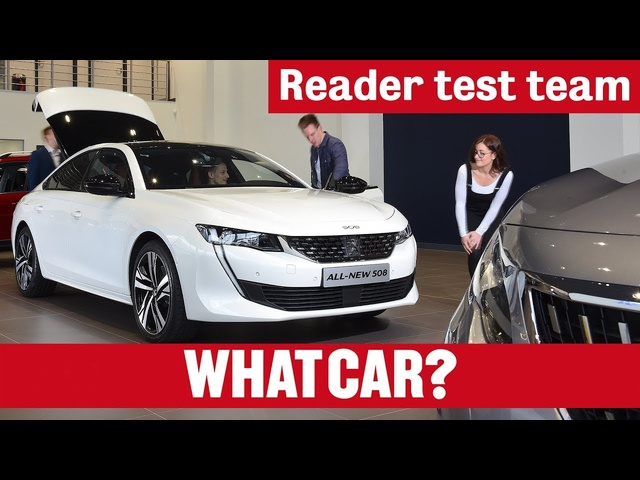 2018 <em>Peugeot</em> 508 coupé | Reader test team | What Car?