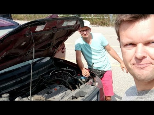 Live From Yuri's Broken Down Honda Element (will be deleted in 24hrs)