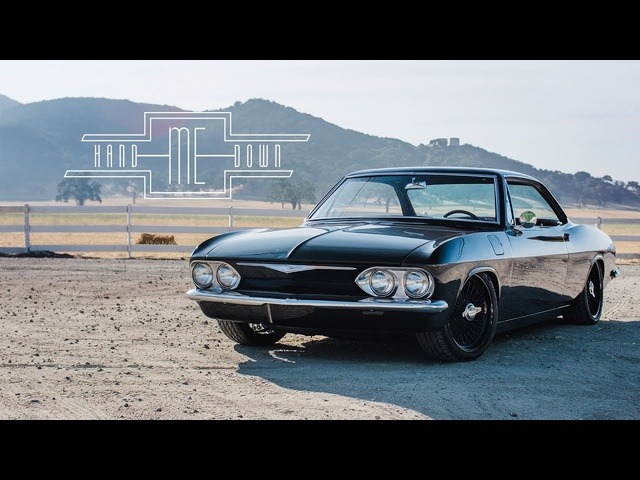 1965 Chevrolet Corvair Monza: Handed Down And Modified
