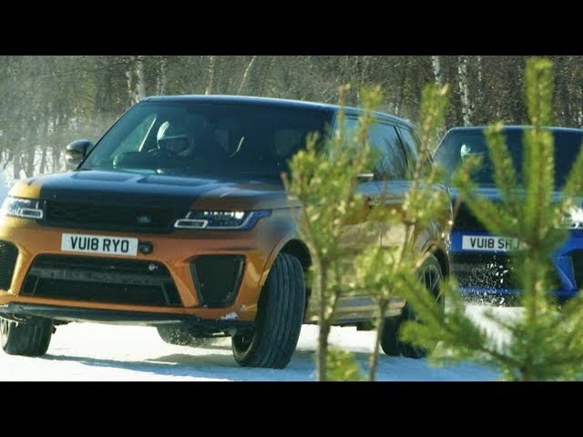 Racing in the Arctic Circle – Motor Trend Presents: DRIVEN Finland
