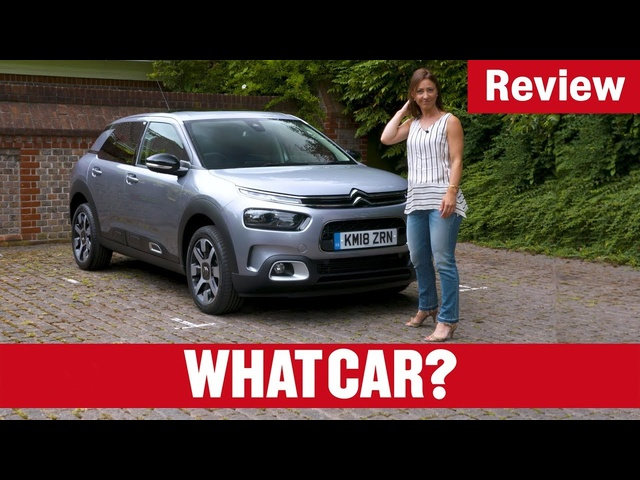 2020 Citroën C4 Cactus review | What Car?