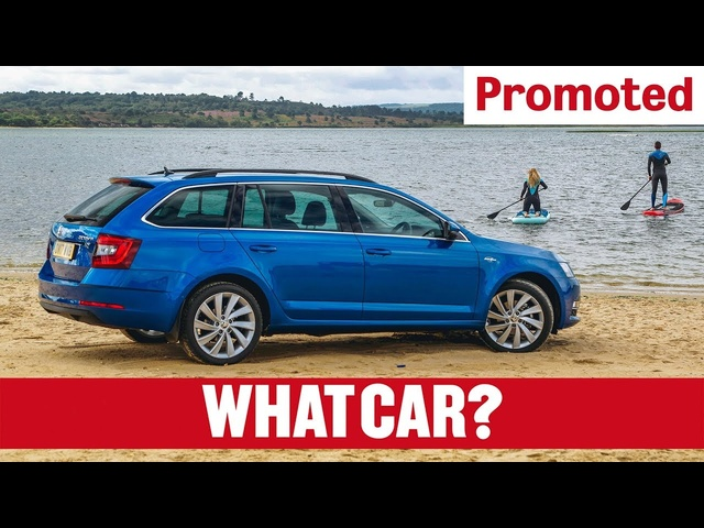 Promoted: The Skoda Octavia - What Drives Jack and Alice? | What Car?