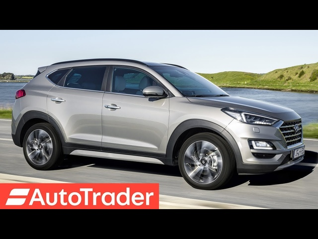 Say hello to the... 2019 Hyundai Tucson