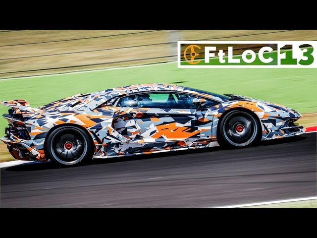 Bugatti Divo, <em>Lamborghini</em> Aventador SVJ and Audi TTS: FtLoC 13 - Carfection