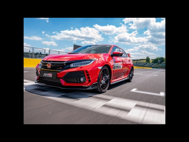<em>Honda</em> Civic Type R Hungaroring FWD record | PistonHeads