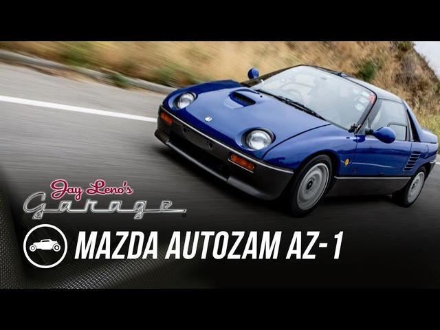 1992 <em>Mazda</em> Autozam AZ-1 -Jay Leno's Garage