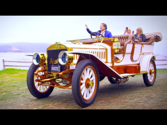 2018 Pebble Beach Concours d'Elegance LIVE August 26 at 2PM PDT on the Motor Trend YouTube Channel