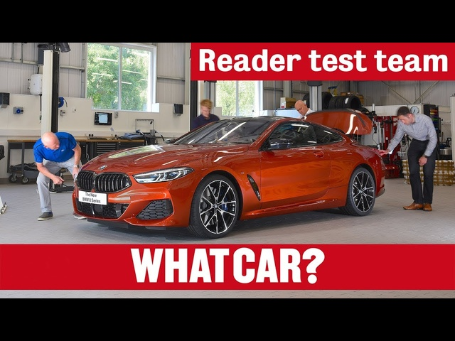 2019 BMW 8 Series | Reader test team | What Car?