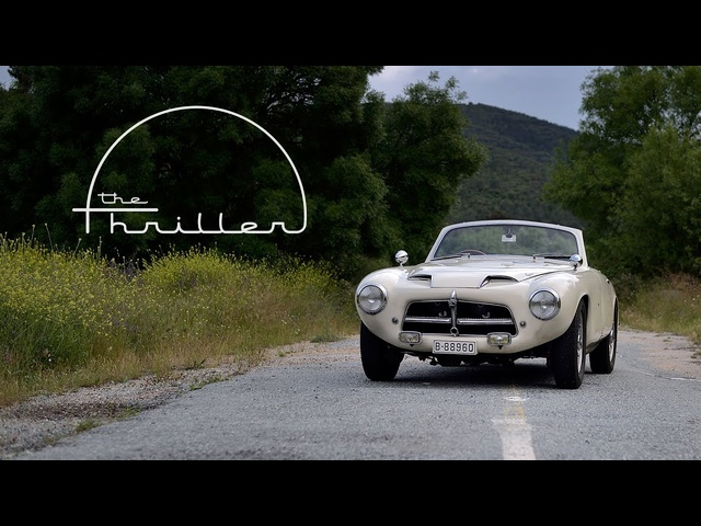 1955 Pegaso Z-102: The Thriller