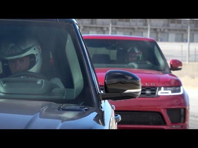 INDYcar Legend Tries Off-Road Challenge – Motor Trend Presents: DRIVEN Monterey