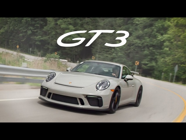 2018 Porsche 911 GT3 Review + Comparisons with GT2 RS