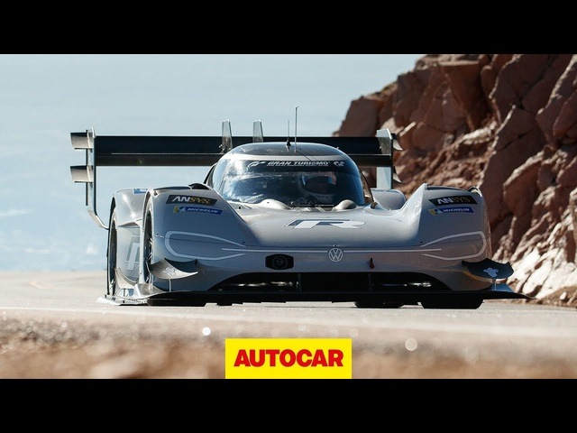 2018 Pikes Peak Hill Climb | Volkswagen ID R: behind the scenes | Autocar