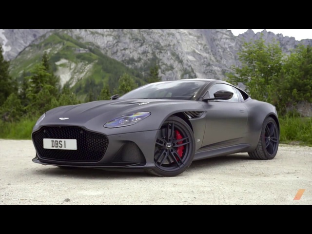 Aston Martin DBS Superleggera is $310,000 and 715 hp -- TEST/DRIVE