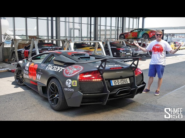 Flying 100 Gumball 3000 Supercars Across the World!