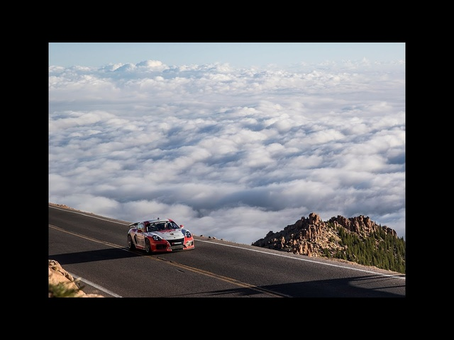 Porsche Challenge at Pikes Peak