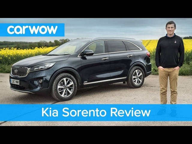 Kia Sorento SUV 2019 in-depth review | carwow