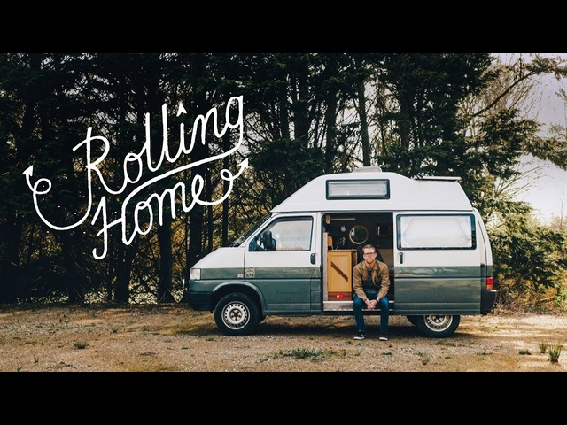 1996 Volkswagen T4 Transporter: The Rolling Home