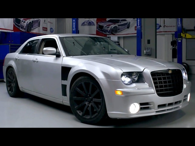 Car Craft Week to Wicked – Chrysler 300 Day 1