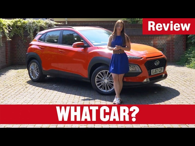 2018 Hyundai Kona review – A better small SUV than the Seat Arona? | What Car?