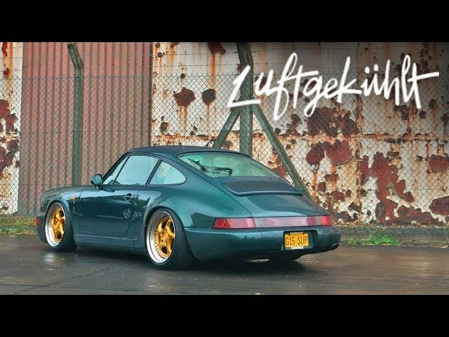 Luftgekühlt: Air-Cooled <em>Porsche</em> Heaven - Carfection