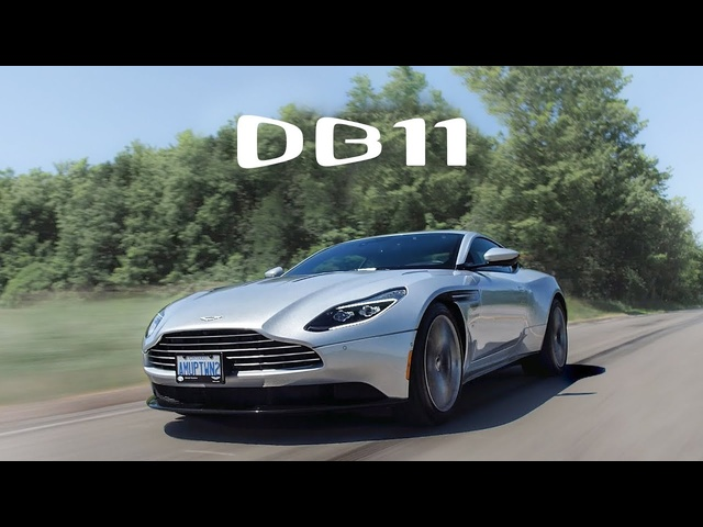 2018 Aston Martin DB11 Review