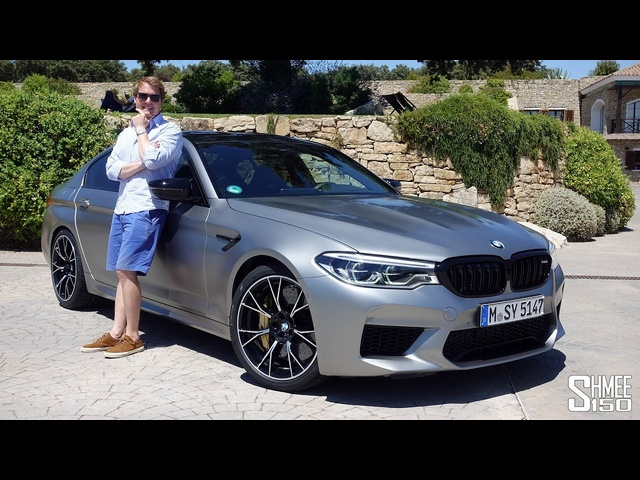 THIS is the New BMW M5 Competition! | TEST DRIVE