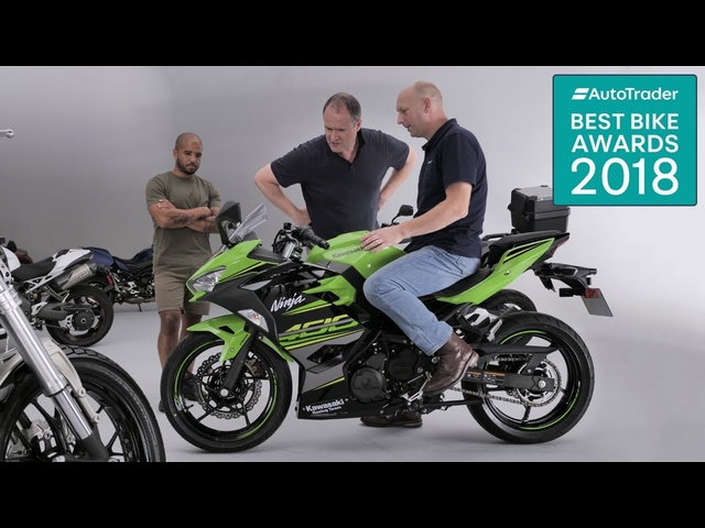 Who will be crowned Auto Trader's Best Bike 2018?