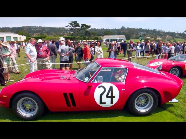 Pebble Beach Concours d'Elegance 2017 Retrospective - 2018 Pebble Beach Week
