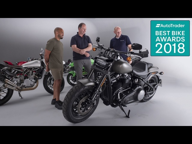 Auto Trader's Best Bike Awards 2018