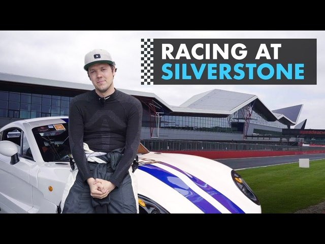 Racing At Silverstone: Becoming ARacing Driver, Episode 5 -Carfection