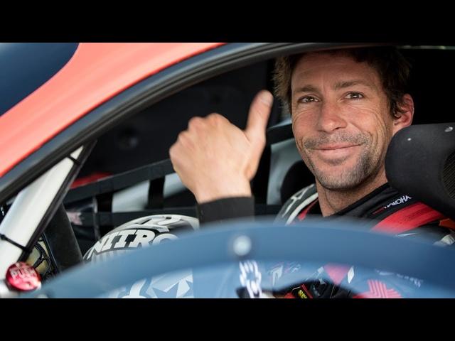 Travis Pastrana + <em>Porsche</em> Pikes Peak Challenge
