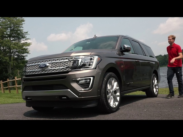 2018 <em>Ford</em> Expedition Max | Big, Bold, and Bodacious | TestDriveNow