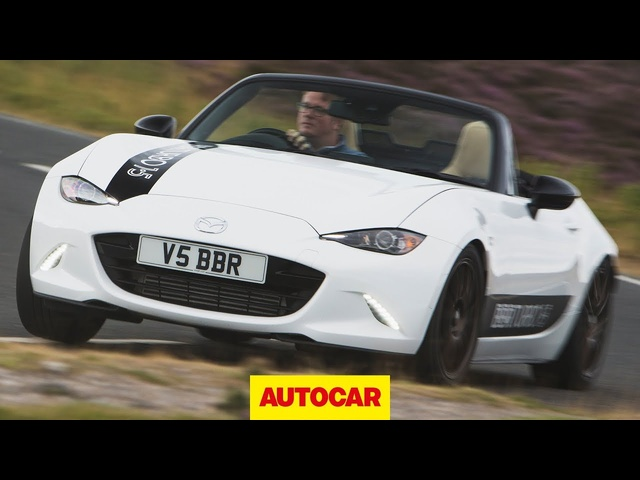 BBR <em>Mazda</em> MX-5 2018 review | Turbo kit for 1.5 Miata driven | Autocar