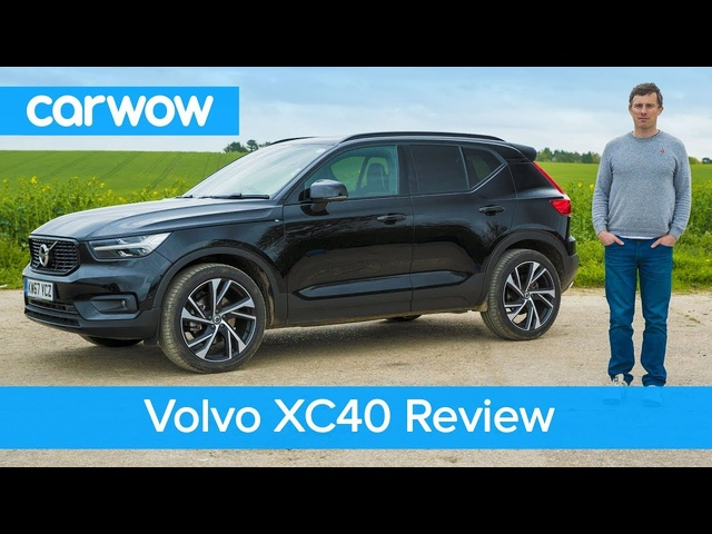 Volvo XC40 SUV 2019 in-depth review | carwow Reviews