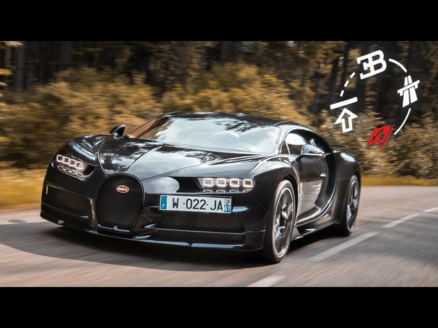 <em>Bugatti</em> Chiron: What It's REALLY Like To Drive Properly - Carfection (4K)
