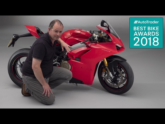 Ducati Panigale V4S Review – Auto Trader's Best Bike of 2018